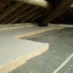 Isolant semi-rigide fibre de bois / chanvre