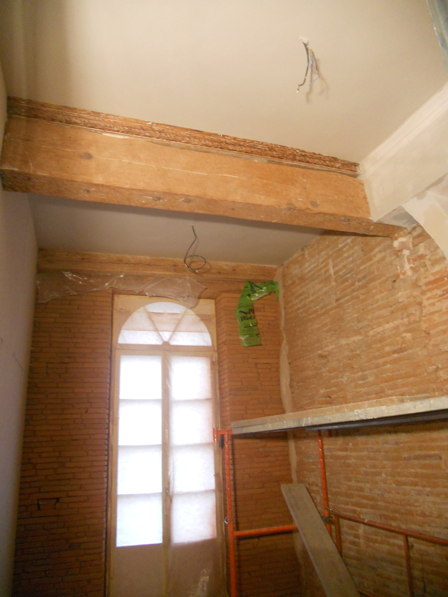 Nature Habitat Scop Plafond Fini Au Plâtre Traditionnel Sur Lattis
