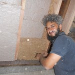 Même l'architecte au boulot, bravo Juan