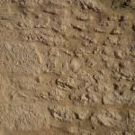 Joints chaux, sable, terre