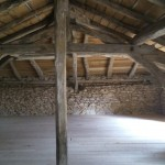 Restauration ancienne toiture
