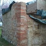 Construction d'un pilier